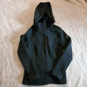 Andrew Marc Neoprene Jacket